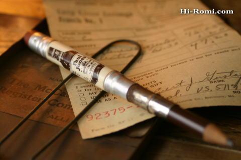 バレットペンシル 3