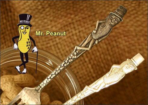 MR.PEANUT ミスターピーナッツ