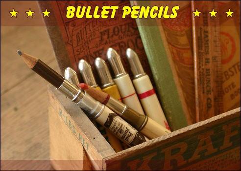 ヴィンテージのバレットペンシル 鉛筆
