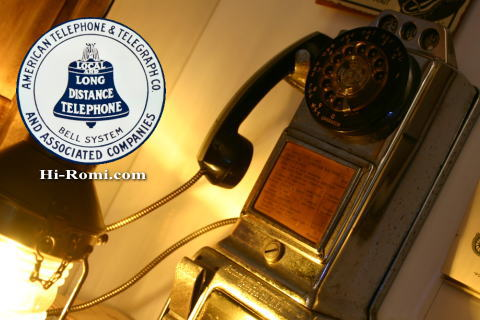 アメリカの公衆電話