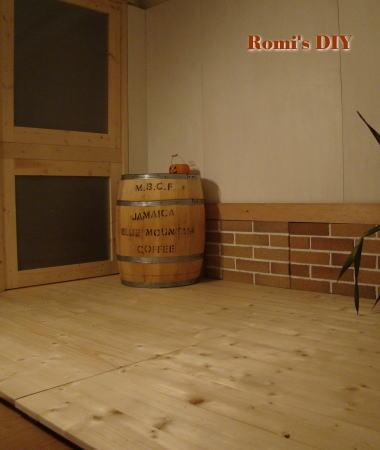 Romi's DIY 撮影ステージ 10