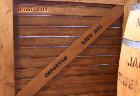 Romi's DIY 撮影ステージ 16