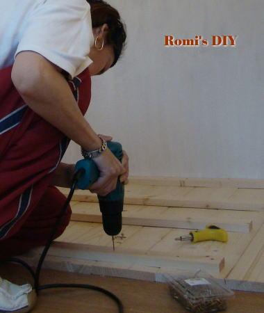 Romi's DIY 撮影ステージ 4