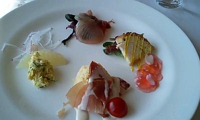 前菜@鎌プリのトリアノン