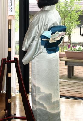 オリオリさん@炎の郷・向羽黒山城跡ふれあい茶会(ハーモニーほんごう席)