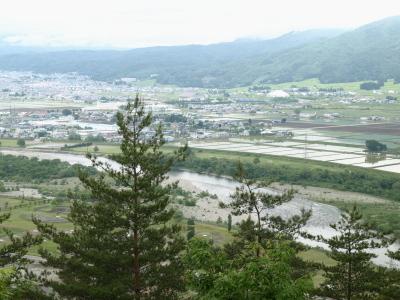 炎の郷・向羽黒山城跡ふれあい茶会(白鳳山公園)