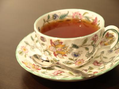 桃の紅茶@Apres-midi (アプレミディ)