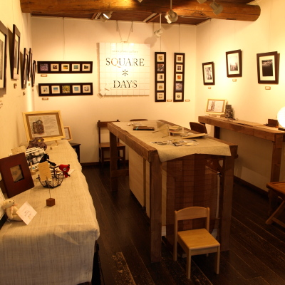 写真展 「toms photo gallery SQUARE*DAYS」