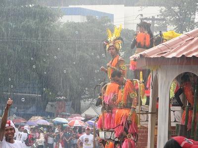 シヌログ祭(セブ)2008