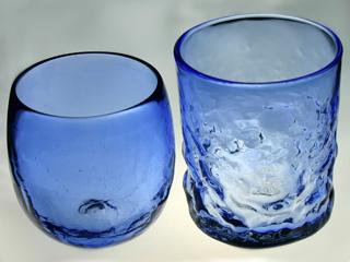 青色,琉球ガラス