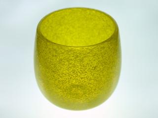 黄色,琉球ガラス