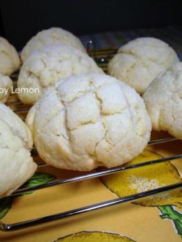 20120324メロンパンbyレモン酵母0