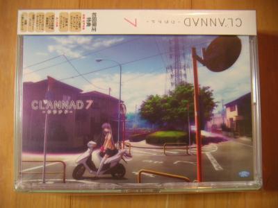 CLANNAD DVD Vol.7
