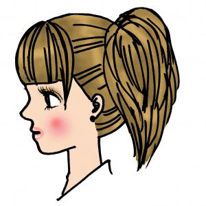 髪の毛盛られた方