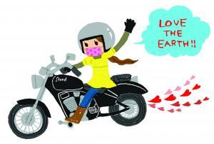 地球を愛する福島幸