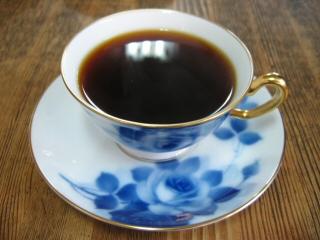 コーヒーはブラック派