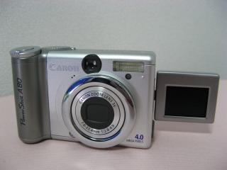 以前のカメラ