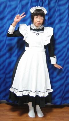 冬用戦闘服(笑)