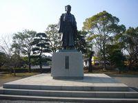徳川光圀公の像