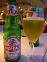 インドビール キングフィッシャー