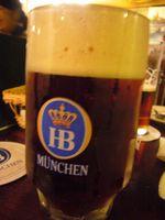 バーデンバーデン ホフブロイビール 黒