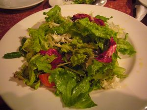 梅蔵 サラダ
