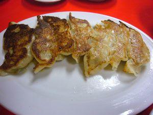 昇龍軒 焼き餃子 2