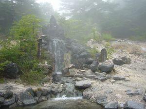草津温泉 西の河原 2