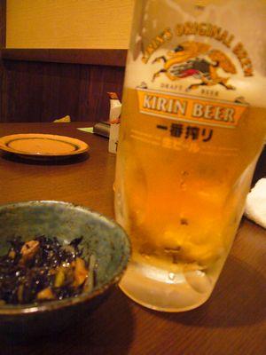 えちご屋 ビール