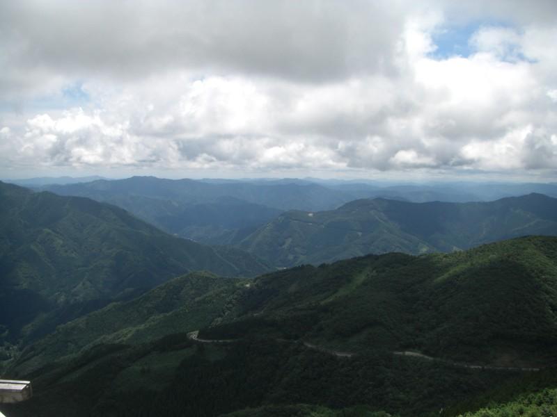 天狗高原2008年8月10日撮影