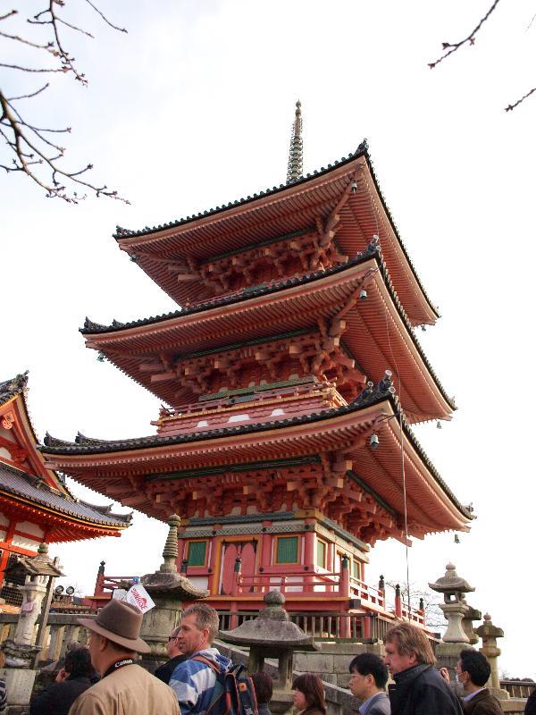 京都市 清水寺境内