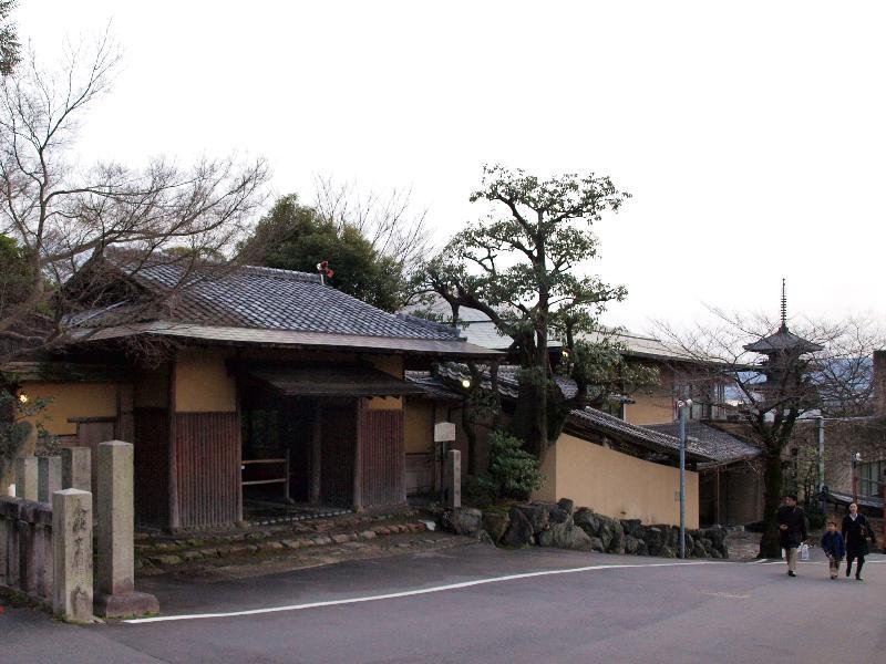 京都市 高台寺周辺