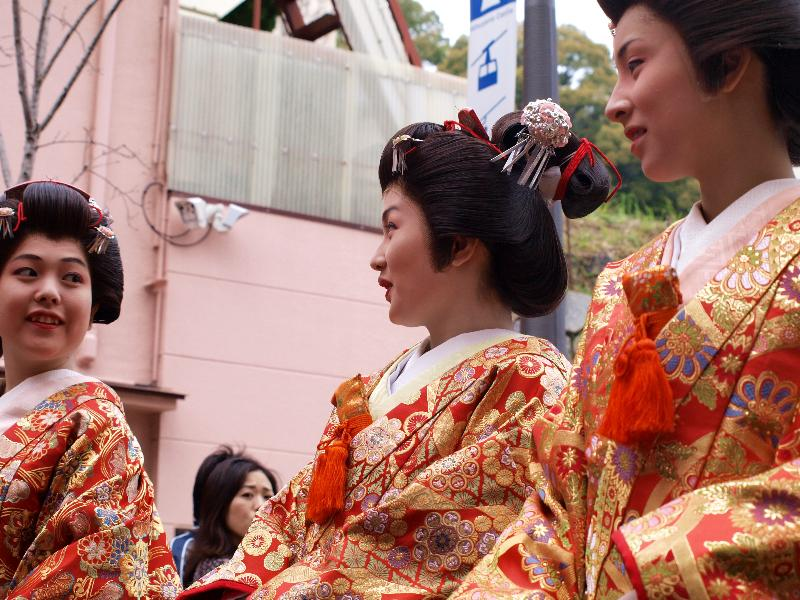 松山市 お城祭り 大名行列