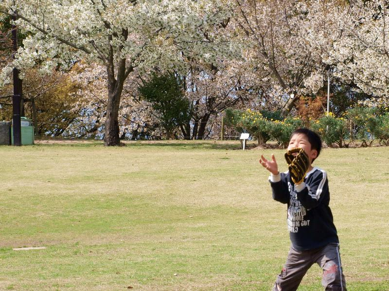 松山市 松山総合公園 子供たち