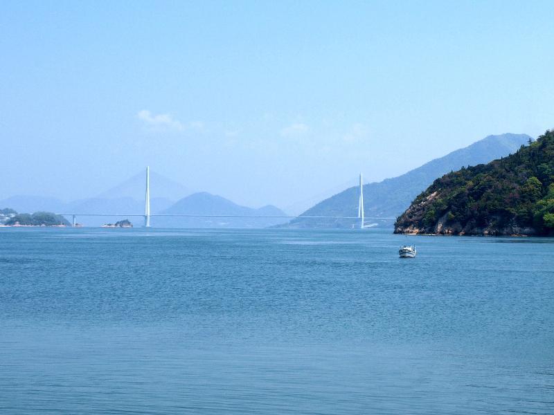 しまなみ海道 風景