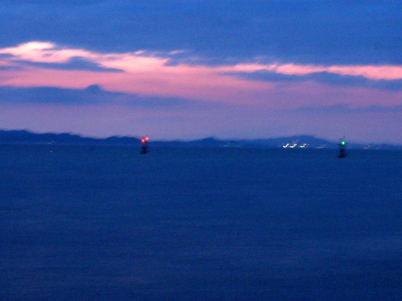 西条市 夜景