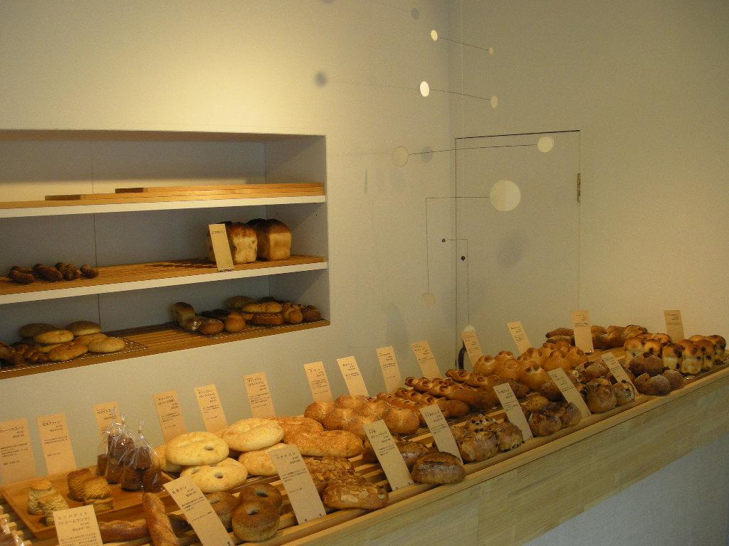 美味しいパン屋 001