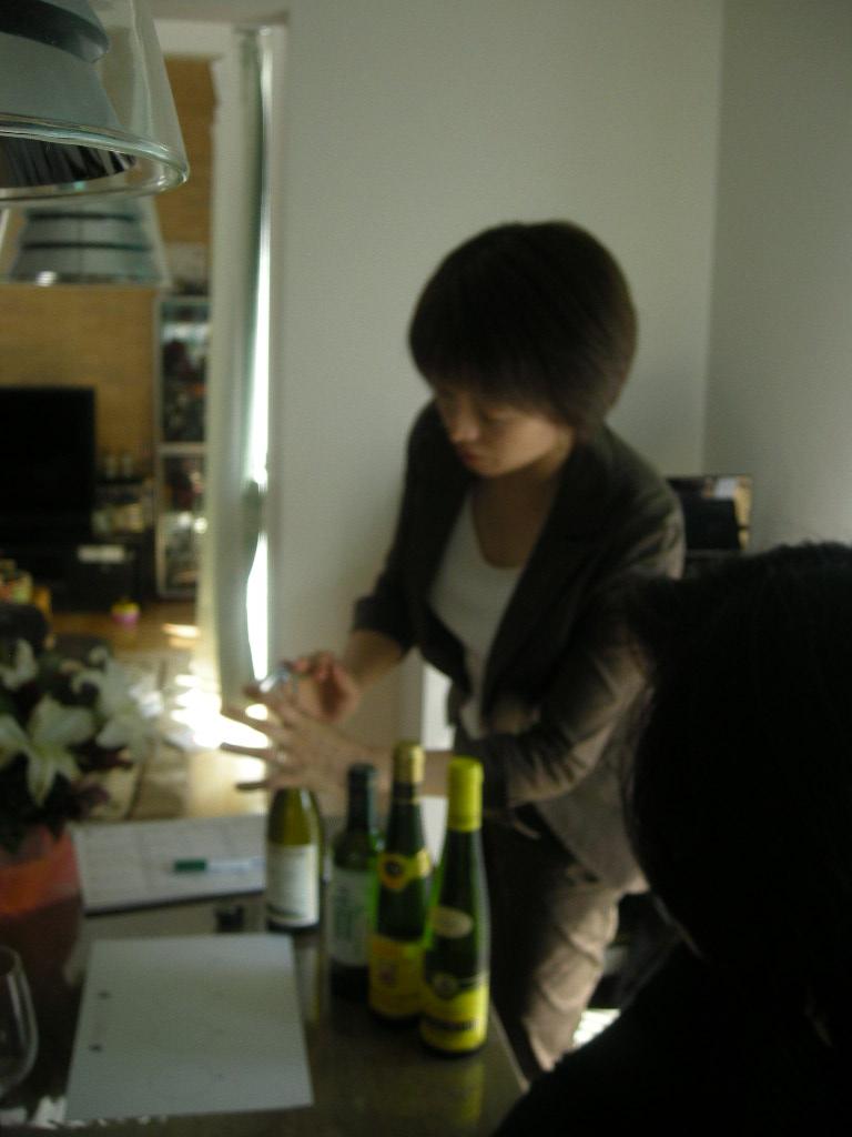 ワインとチーズの講座 007