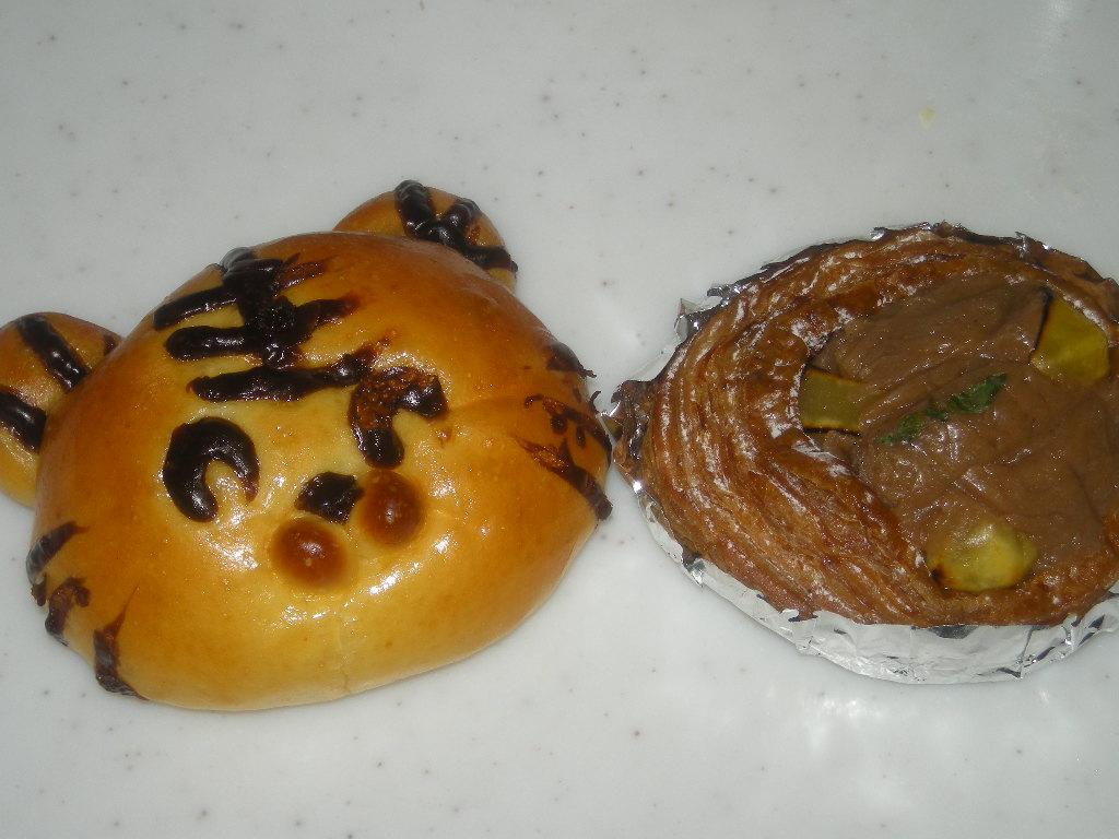 秋色パン 001