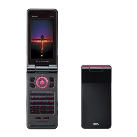 W62S | au | Sony Ericsson