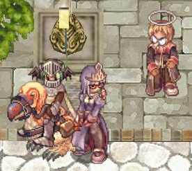 騎士とプリ