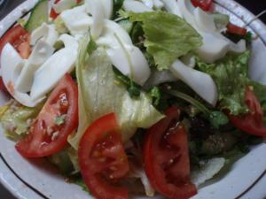 ラオス風サラダ