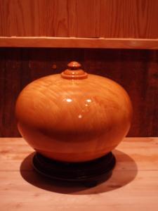 台湾香り木壺
