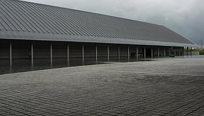 佐川美術館2