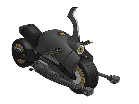 獣鬼兵バイク02