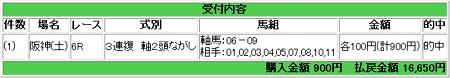 200812.20阪神6R万馬券.JPG
