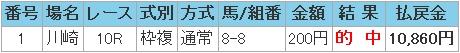 2009.01.03川崎10R枠複.JPG