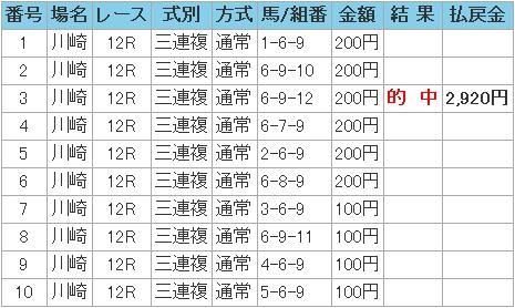 2009.01.03川崎12R3連複.JPG