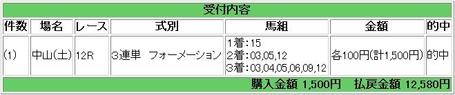 2009.03.07中山12R万馬券.JPG