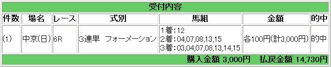 2009.03.22中京6R万馬券.JPG